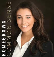 Christina Hapanowicz Homegrown Commonsense