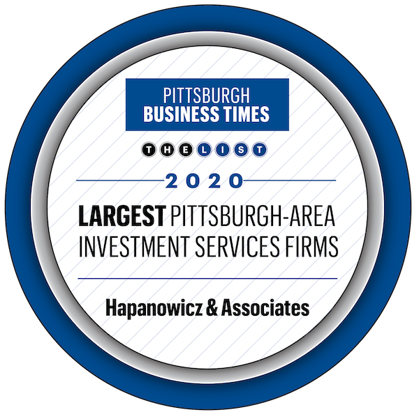 Largest Money Managers Pittsburgh 2020 Hapanowicz & Associates