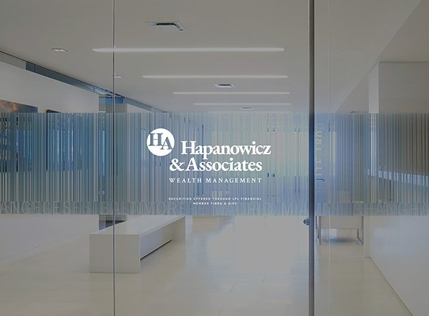 Entrance to the Hapanowicz & Associates office