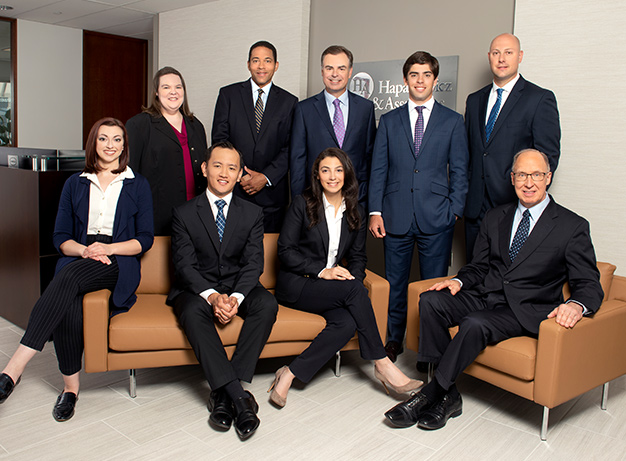 Hapanowicz & Associates Group Photo